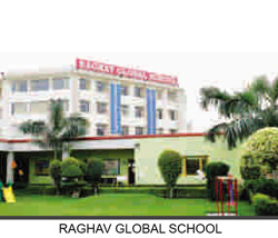 raghav global school